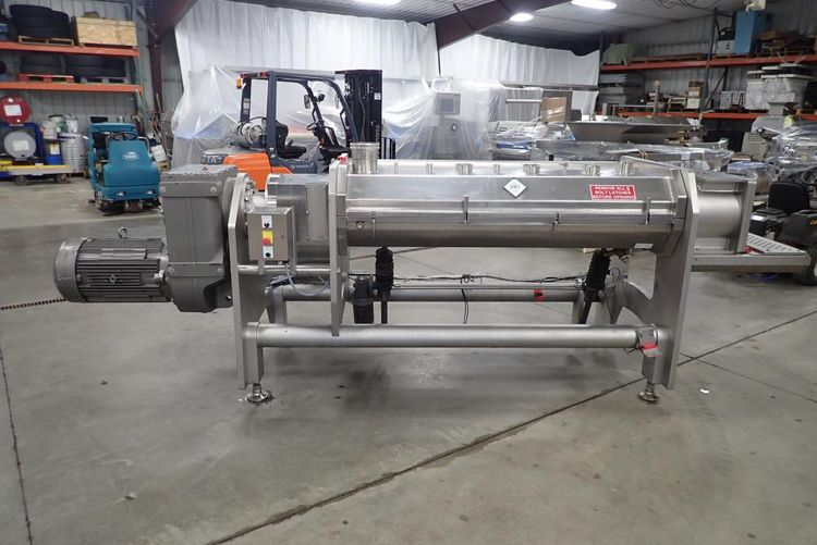 Reading Bakery Systems Continuous Mixer