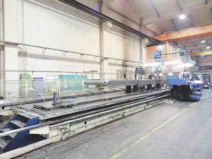 Forest Line portal milling machine mod. Seramill 240 2500 rpm