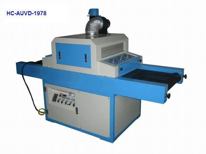 Others UV curing machine, uv dryer, uv drying machine, uv curer, uv varnish dryer, uv varnish, pro press printing machine, post press machine,printing accessory,auxiliary equipment,auxiliary printing machinery HC-AUVD-1978