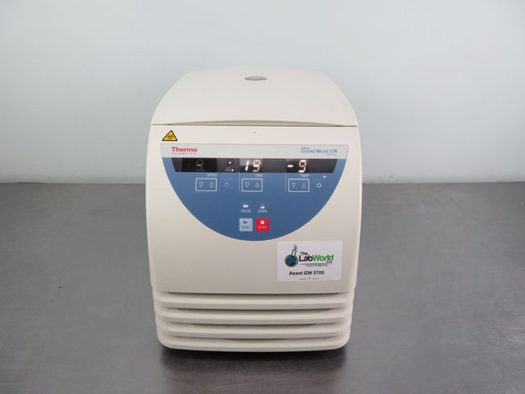 Sorvall, Thermo LEGEND MICRO 17R, MICROCENTRIFUGE