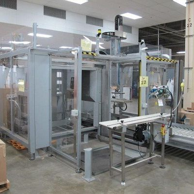 Others PalTeq 1400 Low Level Palletizer