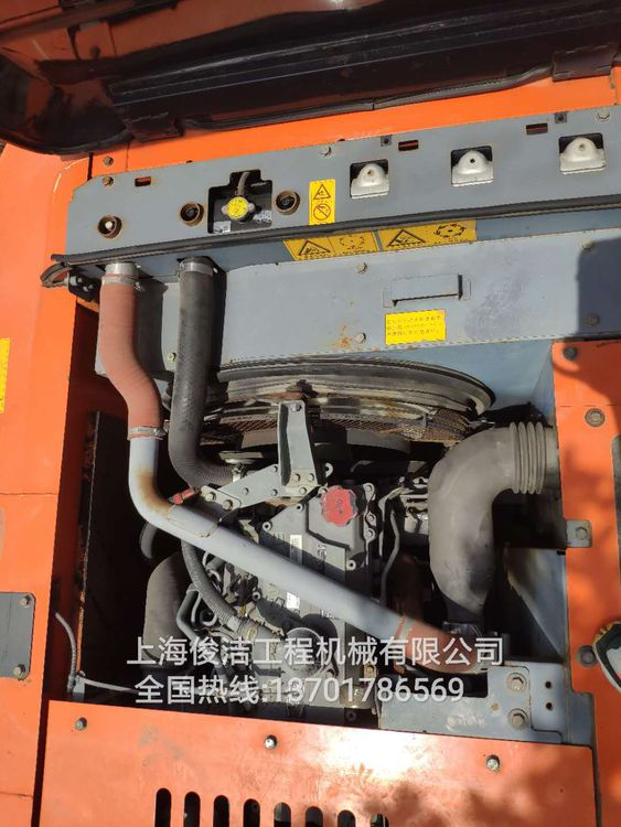 30 Hitachi used hitachi 200-6 excavator 20T Japan Origin Hitachi ZAXIS 200 with good working condition, Hitachi ZX200-6 stock for sale