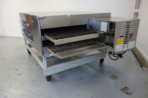 Lincoln Impinger X2 Double Deck Conveyorized Oven