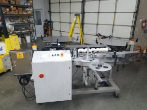 WS Packaging Systems RollTac 300  Labeler