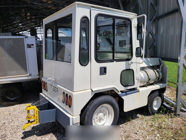 Tiger TIG-50, Baggage Tractor