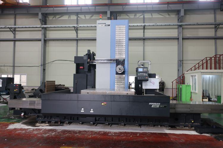 Doosan DBC-130L-II 5″ 2500 rpm