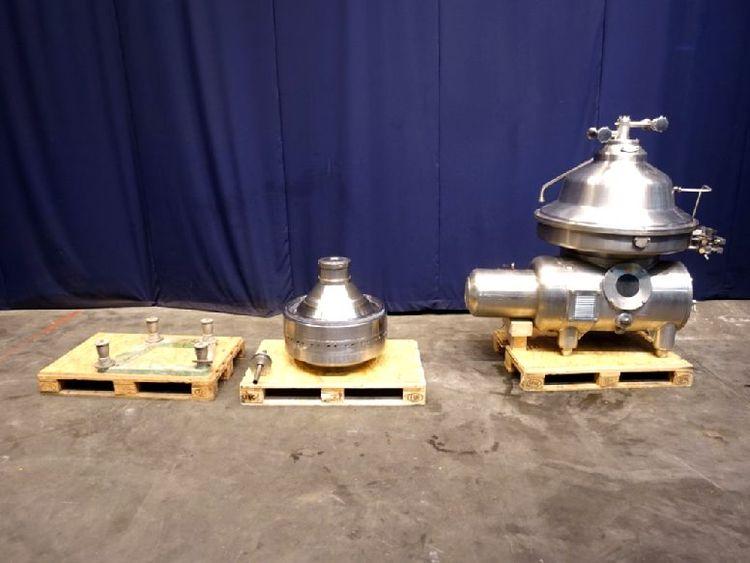 Westfalia MSA 100-01-076 Cream separators