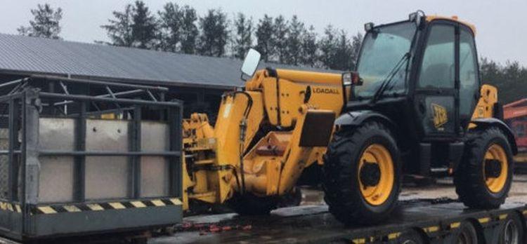 JCB 540-14 4000 kg