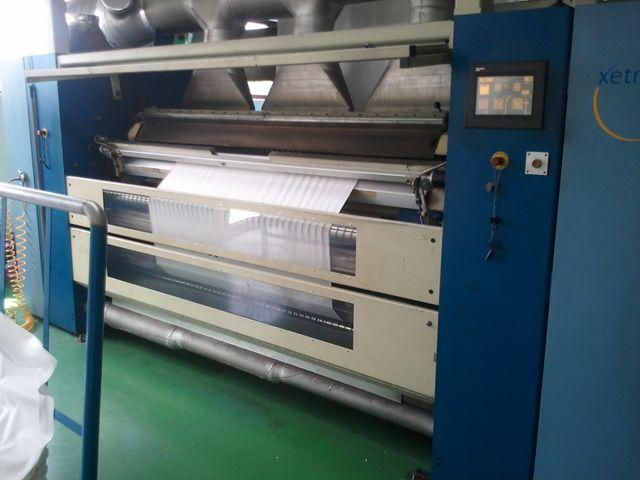 Gamatex OPTIMA XS 1 200 Cm Shearing Machine