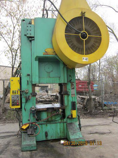 Danly SF1-800 x 36 x 36 800 Ton