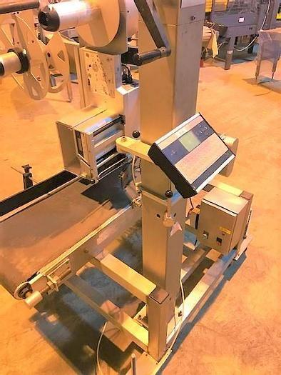 Markem Imaje 2000, Print and apply labeller
