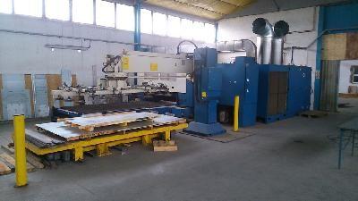 Trumpf L3030 Laser TRUMATIC CNC Control Laser