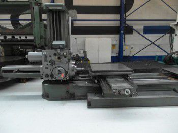 TOS W100 100 mm 1120 rpm