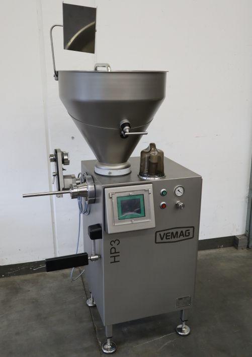 Vemag HP3 Type 170 Vacuum-Filling-Machine