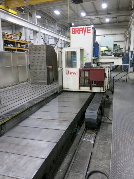 Parpas Brave 5.062 inches 8000 rpm