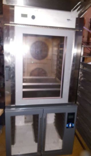 Schlee oven cake machine