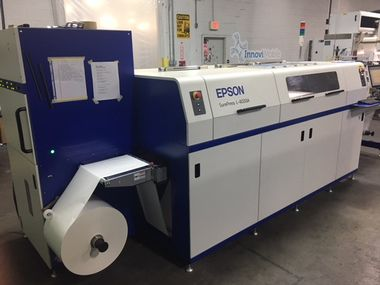 Epson SurePress L-4033A
