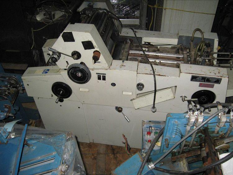 "Chief 117, 1 color Offset machine 11"" X 17"""