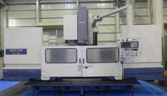 Mori Seiki MV80 3 Axis