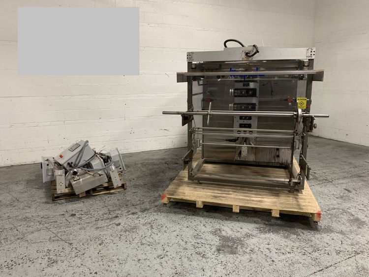 Wrapade S250 Vertical Form Fill and Seal
