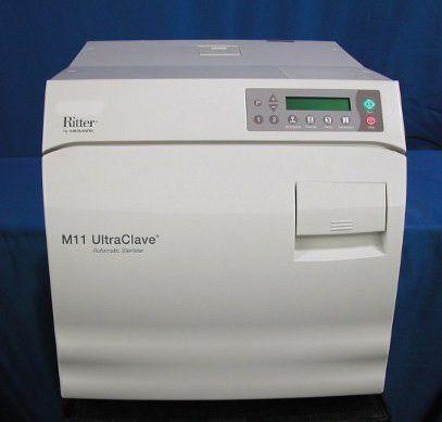 Midmark M11 Ultraclave - Steam