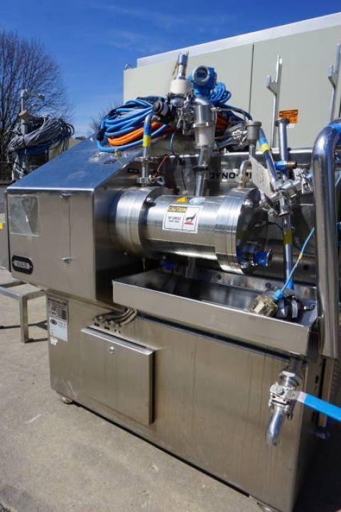 WAB KD6 Horizontal Dyno-Mill