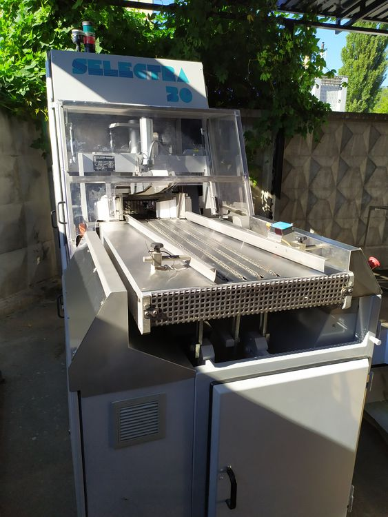 Hartmann SL-30 SELECTRA SLICING MACHINE OVERHAULED PERFECT WORKING CONDITION