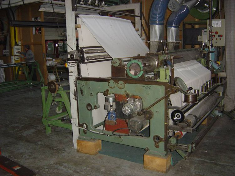 Others shearing machine 170cm for velvet and embroidery