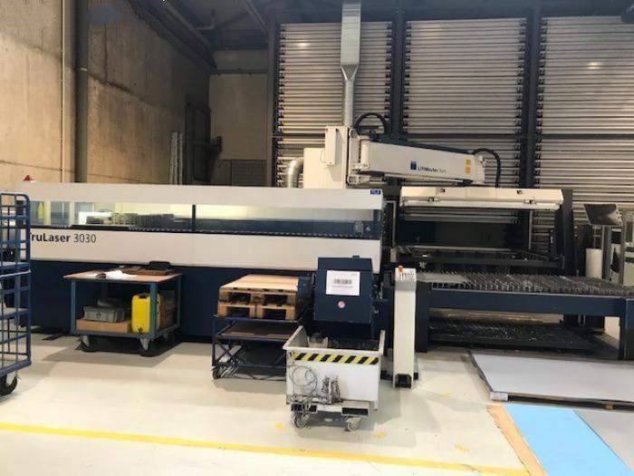 Trumpf TRU-Laser 3030 CNC Control