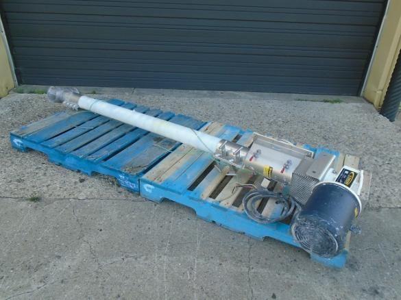 3 Flexicon 60639 Conveyors Screw