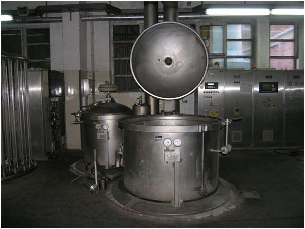 2 Others Pressure drying apparatus - tandem