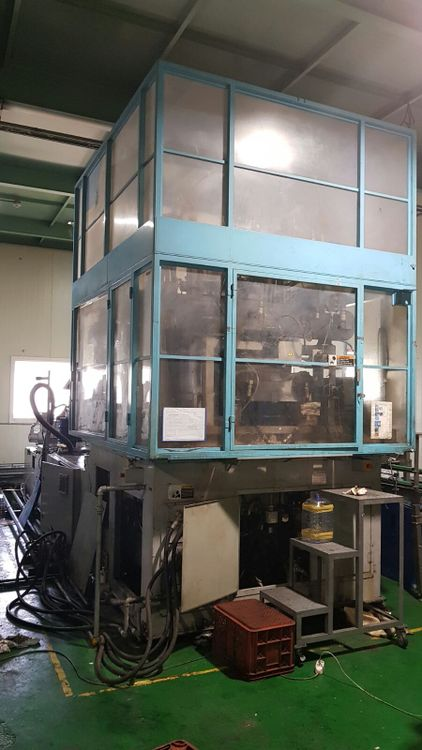 Nissei ASB 650 EXHS injection stretch blow moulding machine