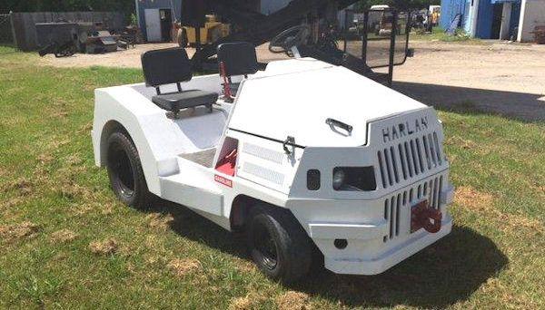 Harlan HTA 80, Tow Tractor
