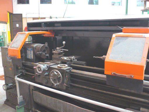 Cazeneuve Engine Lathe Variable 2000mm