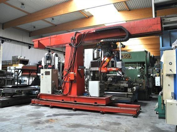 Panasonic Valk welding, Semi portal welding robot 6 Axis 90kg