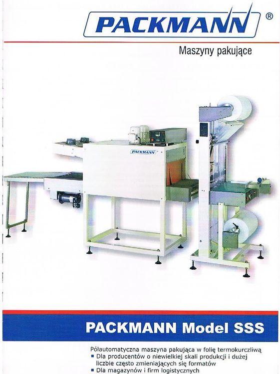 Packmann model SSS 480*350 mm