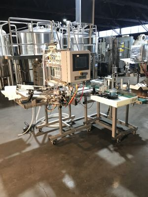 Meheen M6 Carbonated Filling Line