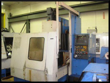 Mazak VQC 15/40 3 Axis, Vertical Machine Center