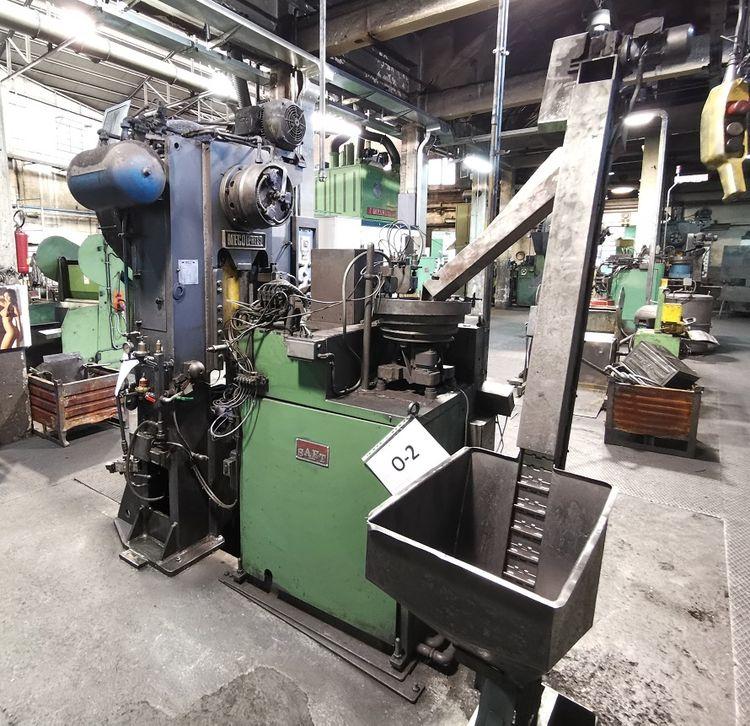 MECOLPRESS SOV 0 Aluminium and brass hot forging press 100 Ton