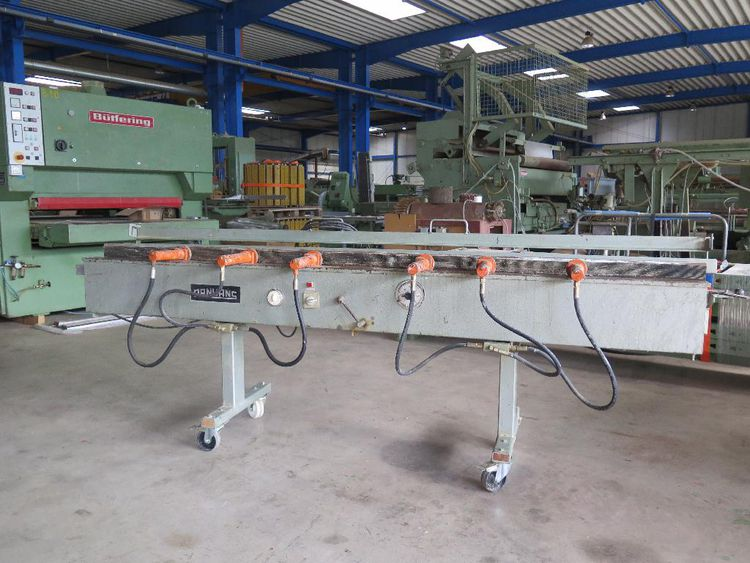 Panhans 920, Edging press