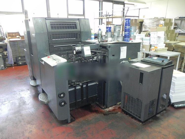 Heidelberg SPEEDMASTER SM 52-2+ 2 370 x 520 mm