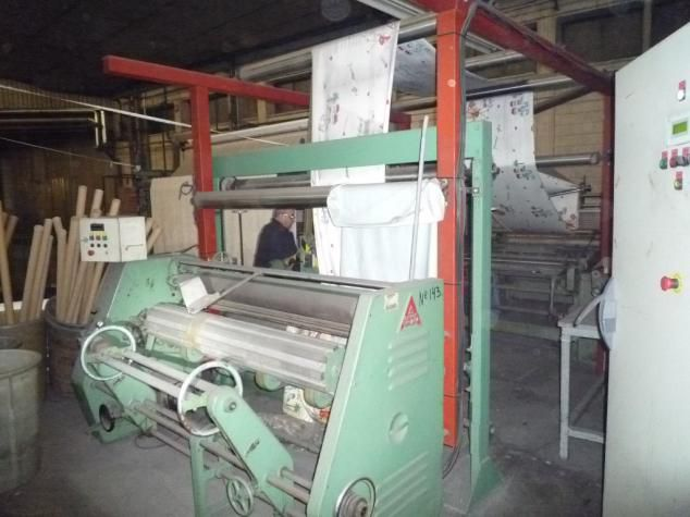 Artos DOUBLING TWICE AND ROLLING MACHINE