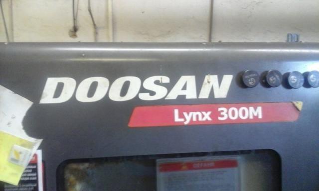 Doosan Fanuc 0i Variable LYNX 300 M 2 Axis