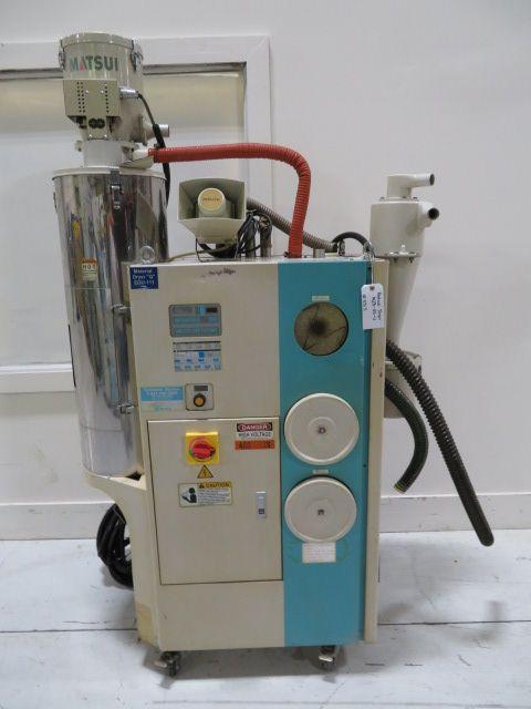 Matsui MJ3-25-U, Material Desiccant Dryer