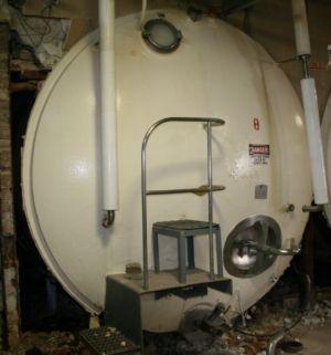 Portersville Horizontal Tank 4,000 Gallon