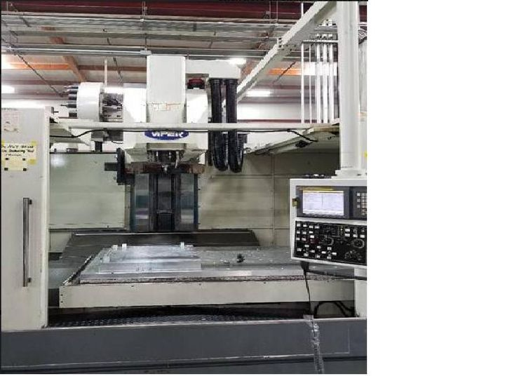 Mighty Viper VMC2100-5AB 5-Axis