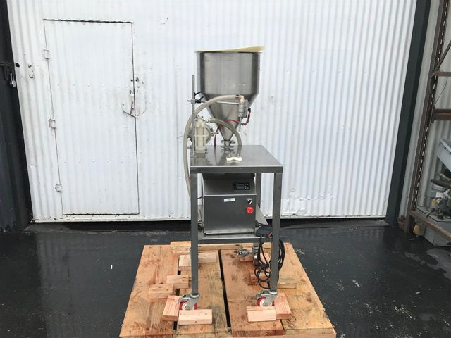 Accutek 8-ADP-9 Single Head Liquid Filler