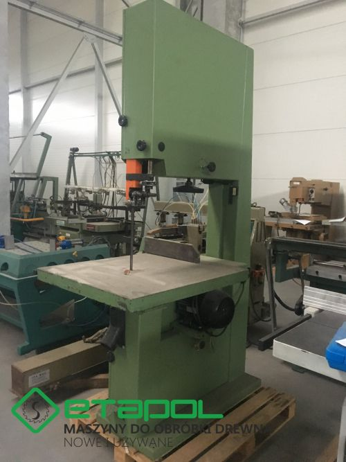 DS 800, Band saw