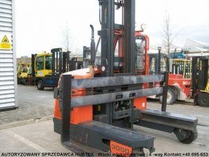 Hubtex Four Way Trolley 4 way 4500 kg