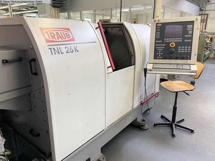Traub ControlTX 8i max. 8000min/-1 TNL 26 K 3 Axis